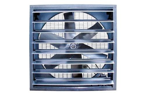 车间降温-镀锌板负压风机