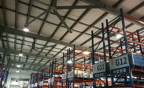 仓储工业大风扇